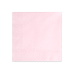 Ruokaservetti, Light Powder Pink, 20 kpl