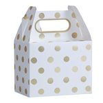 Gold Dots, party boxit, 5 kpl