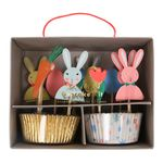 Happy Bunny cup cake kit