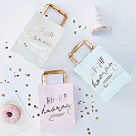 Pastelli Party Bags - 5 kpl