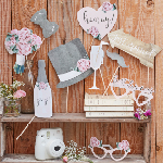 Photobooth setti - Rustic Country