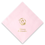 Ruokaservetti, Light Powder Pink, konfirmaatio